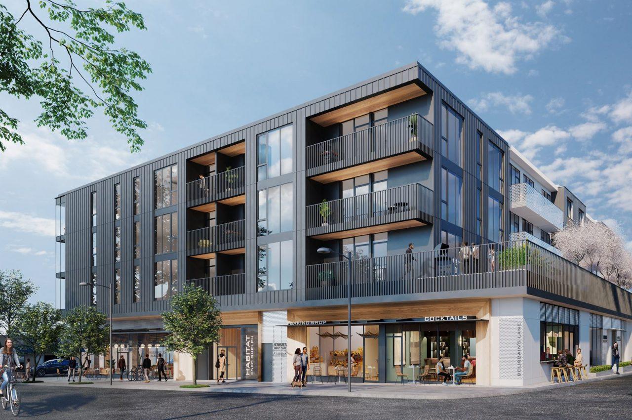 Habitat Mt. Pleasant, Vancouver1 - 3 BedroomsSales from $599,900