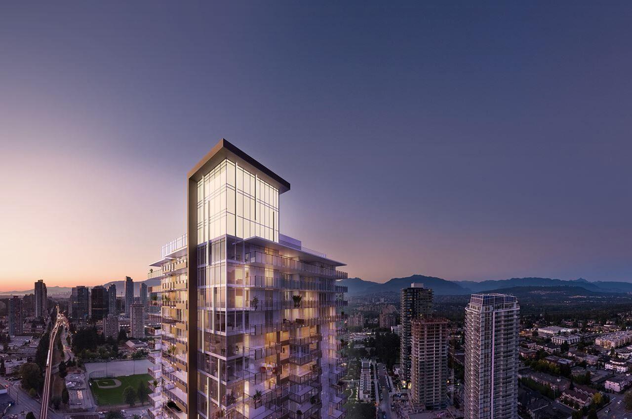 Polaris Metrotown Metrotown, Burnaby  1 - 3 Bedrooms Sales from $770,900